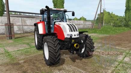 Steyr 6140 CVT v2.0 для Farming Simulator 2017