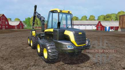PONSSE Bear v1.2 для Farming Simulator 2015