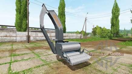 Wood crusher v1.2 для Farming Simulator 2017