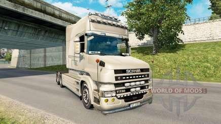 Scania T v1.8.2.1 для Euro Truck Simulator 2