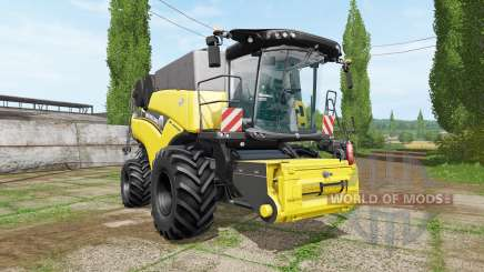 New Holland CR9.90 для Farming Simulator 2017