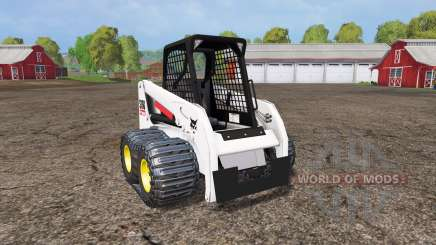 Bobcat S160 track для Farming Simulator 2015