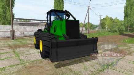 Skidder для Farming Simulator 2017