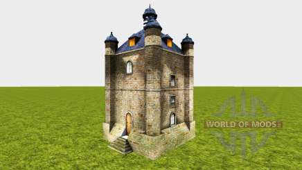 Medieval tower для Farming Simulator 2015