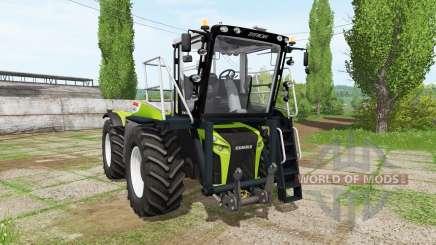CLAAS Xerion 4000 Saddle Trac для Farming Simulator 2017