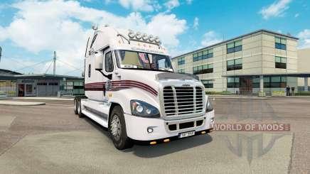 Freightliner Cascadia v1.2 для Euro Truck Simulator 2