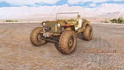 Jeep Hell v1.1 для BeamNG Drive