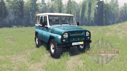 УАЗ 31514 для Spin Tires