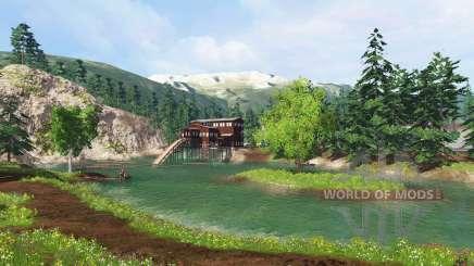Ульстейнвик v1.4 для Farming Simulator 2015