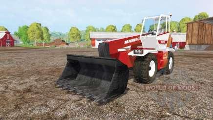 Manitou MRT 1542 для Farming Simulator 2015