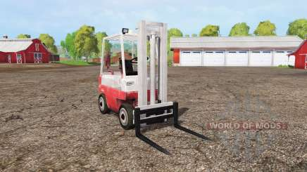 Linde H25D v1.1 для Farming Simulator 2015