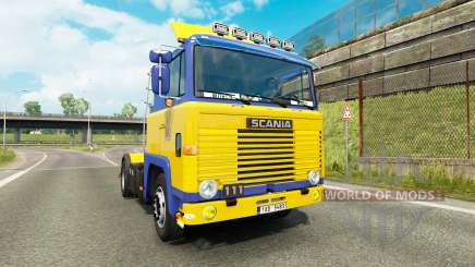 Scania 111 v2.0 для Euro Truck Simulator 2