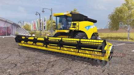 New Holland CR9090 v2.0 для Farming Simulator 2013