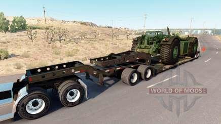Fontaine Magnitude 55L Kalmar для American Truck Simulator