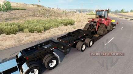 Fontaine Magnitude 55L Case IH для American Truck Simulator