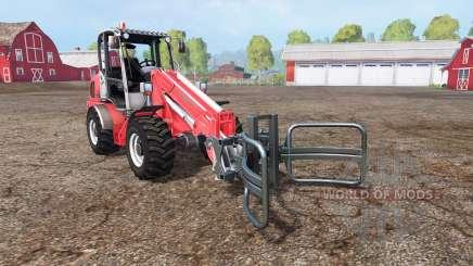 Weidemann 4270 CX 100T v1.2 для Farming Simulator 2015
