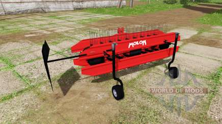 Belt rake Molon для Farming Simulator 2017