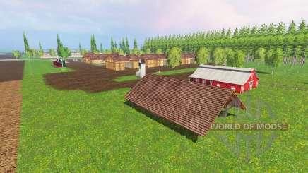 Region Of Texas v1.1 для Farming Simulator 2015