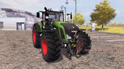 Fendt 924 Vario v4.0 для Farming Simulator 2013