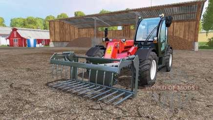 Liebherr TL 436-7 v1.3 для Farming Simulator 2015