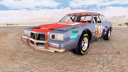 Pontiac Grand Prix Hotring 1981 для BeamNG Drive