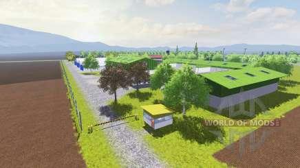 Agrarfrost v5.5 для Farming Simulator 2013