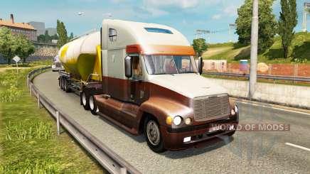 American truck traffic pack v1.3.1 для Euro Truck Simulator 2