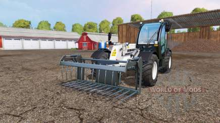Liebherr TL 436-7 v1.2 для Farming Simulator 2015