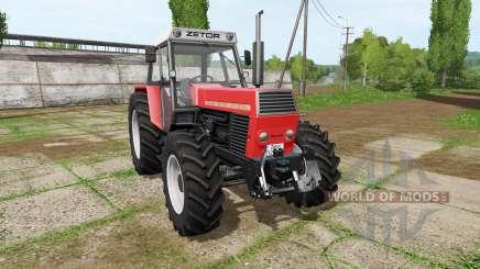 Zetor Crystal 12045 v2.0 для Farming Simulator 2017