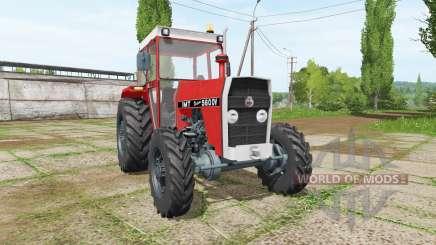 IMT 560 DeLuxe v2.0 для Farming Simulator 2017