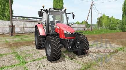 Massey Ferguson 5610 для Farming Simulator 2017