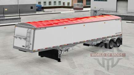 Lode King Distinction Tandem для American Truck Simulator