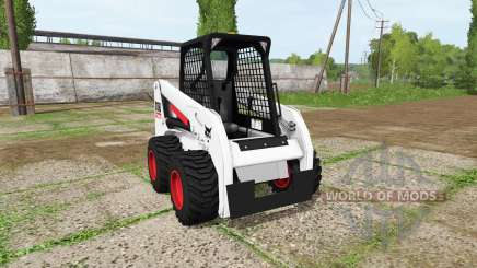 Bobcat S160 v2.3 для Farming Simulator 2017