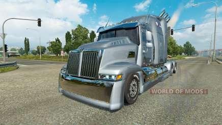 Wester Star 5700 Optimus Prime для Euro Truck Simulator 2