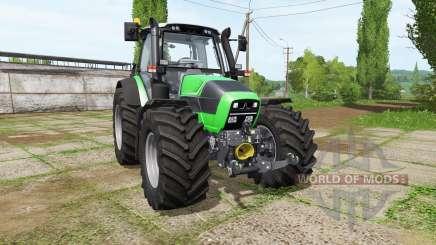 Deutz-Fahr Agrotron 620 TTV v4.0 для Farming Simulator 2017
