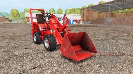 Weidemann Hoftrac 916 DM для Farming Simulator 2015