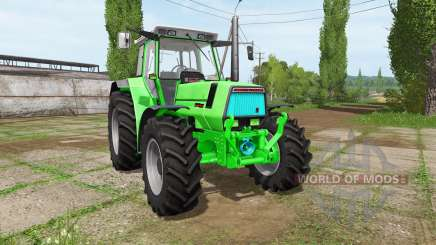 Deutz-Fahr AgroStar 6.61 v1.2 для Farming Simulator 2017