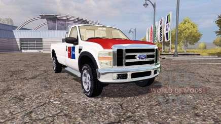 Ford F-250 для Farming Simulator 2013