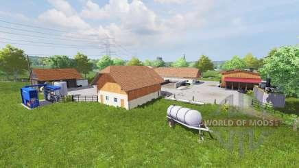 Unterleiten для Farming Simulator 2013