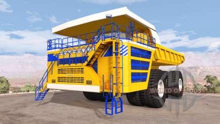 БелАЗ 75710 v1.1 для BeamNG Drive