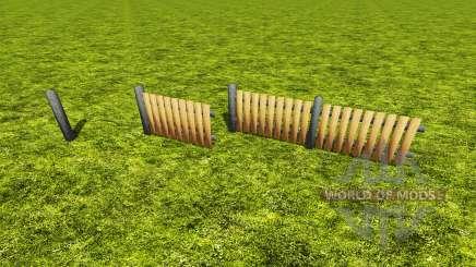 Fence для Farming Simulator 2015