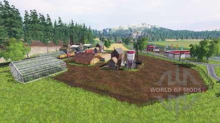 Ульстейнвик v1.2 для Farming Simulator 2015