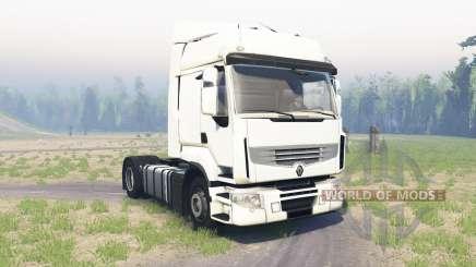 Renault Premium для Spin Tires