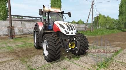 Steyr Terrus 6270 CVT ecotec v2.0 для Farming Simulator 2017