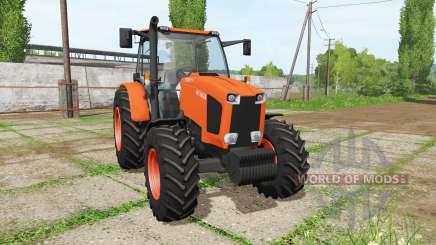 Kubota M135GX для Farming Simulator 2017