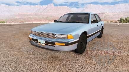 Gavril Grand Marshall V6 road cruiser v1.1 для BeamNG Drive