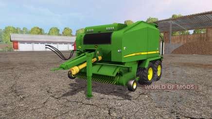 John Deere 678 для Farming Simulator 2015