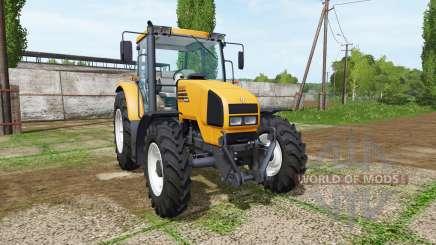 Renault Ares 550 RZ для Farming Simulator 2017