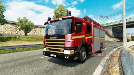 Truck traffic pack v2.3 для Euro Truck Simulator 2