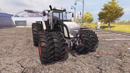 Fendt 936 Vario v5.5 для Farming Simulator 2013